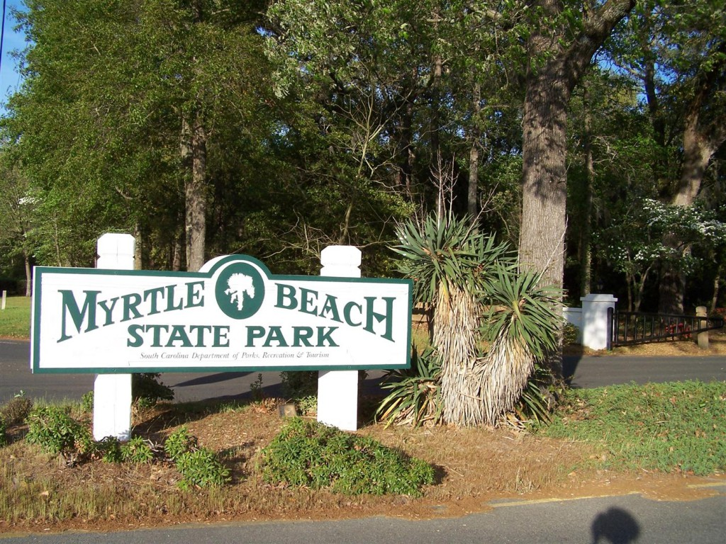 Is Myrtle Beach State Park Pier Open